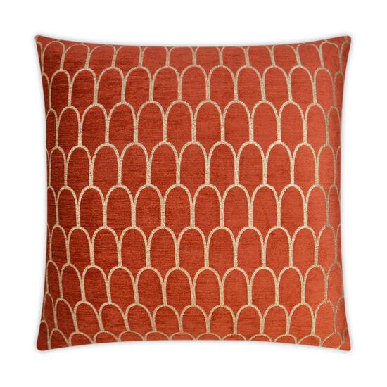Crisanta Pillow in Poppy