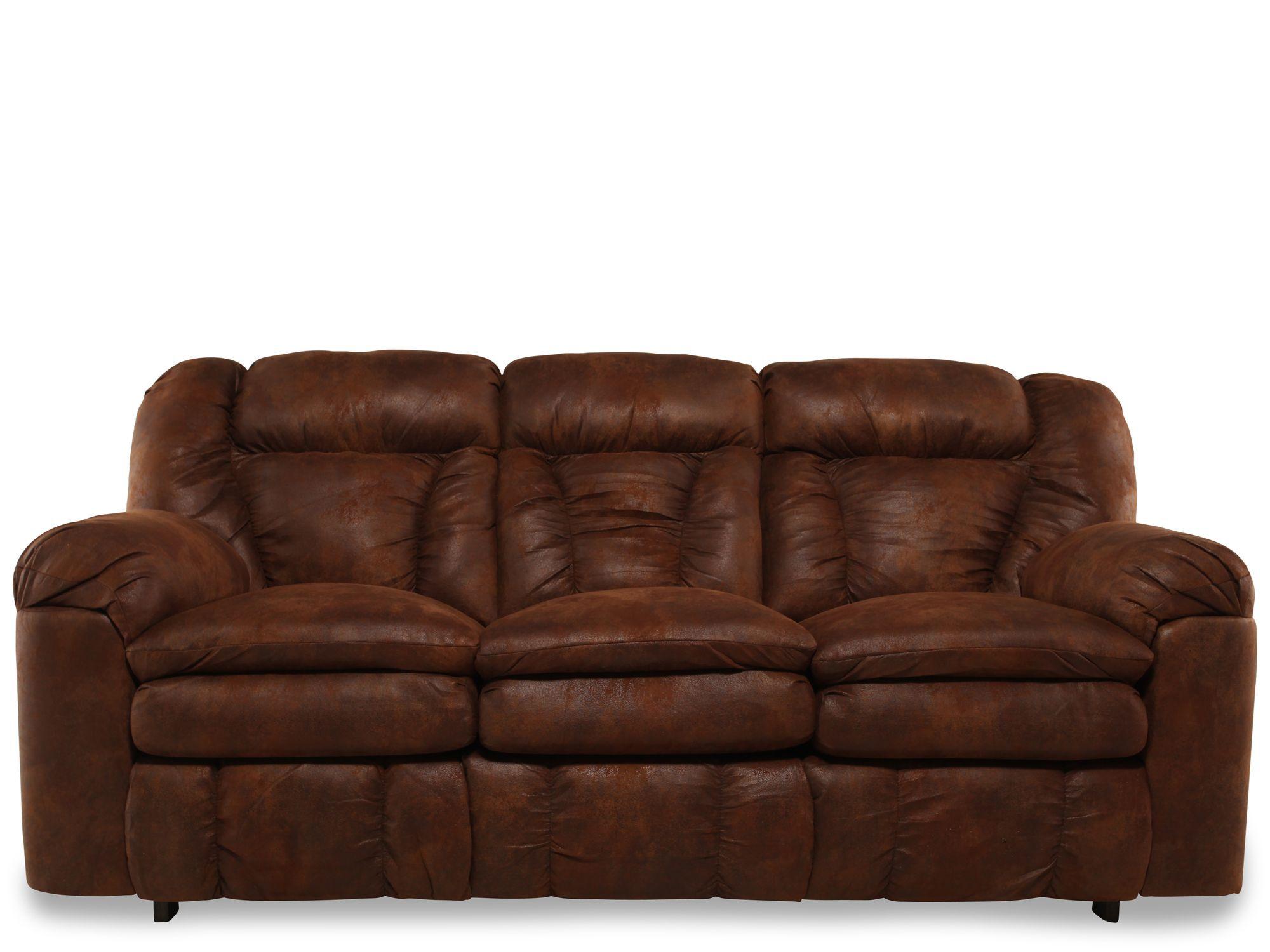 Microfiber 88 Queen Sleeper Sofa