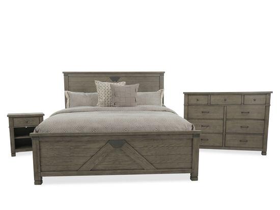 Aspen Tucker Stone King Bed Set