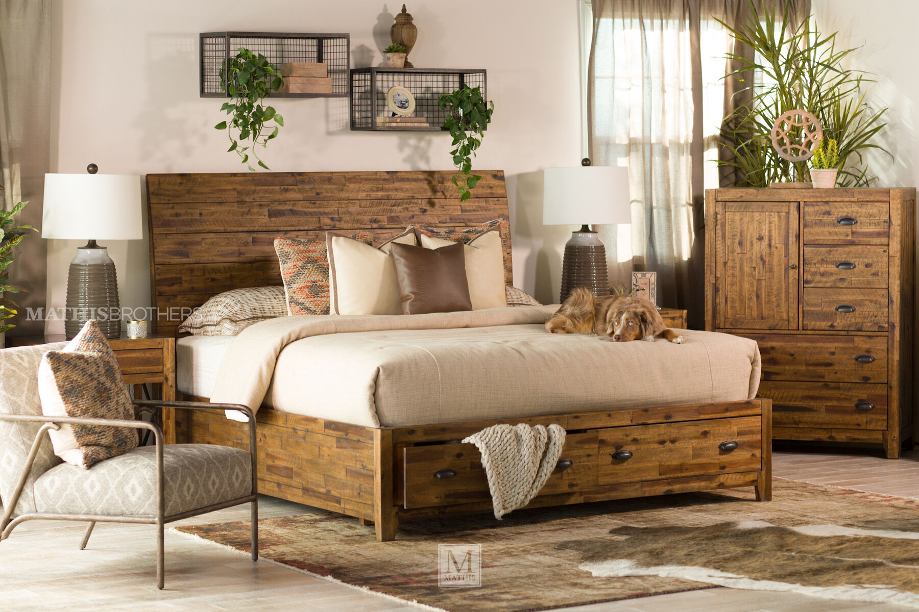 Custom Country Bedroom Sets Concept