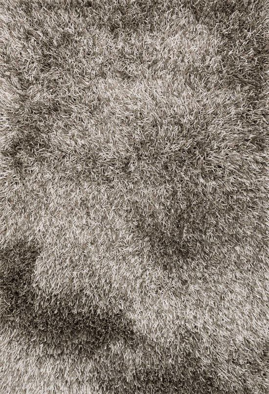 "Shags 7'-6""x9'-6"" Rug in Pewter"
