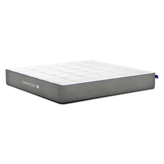 Nectar Memory Foam Twin Mattress w/1 Pillow