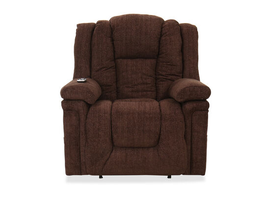 Remote-Controlled 49'' Power Lift Recliner in Bitter