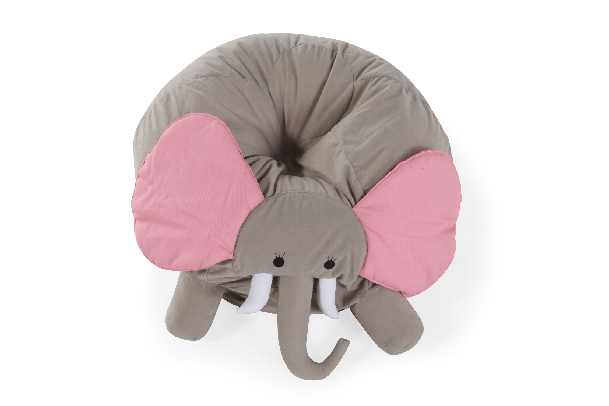 Casual Elephant Youth Bean Bag Chair Mathis Brothers