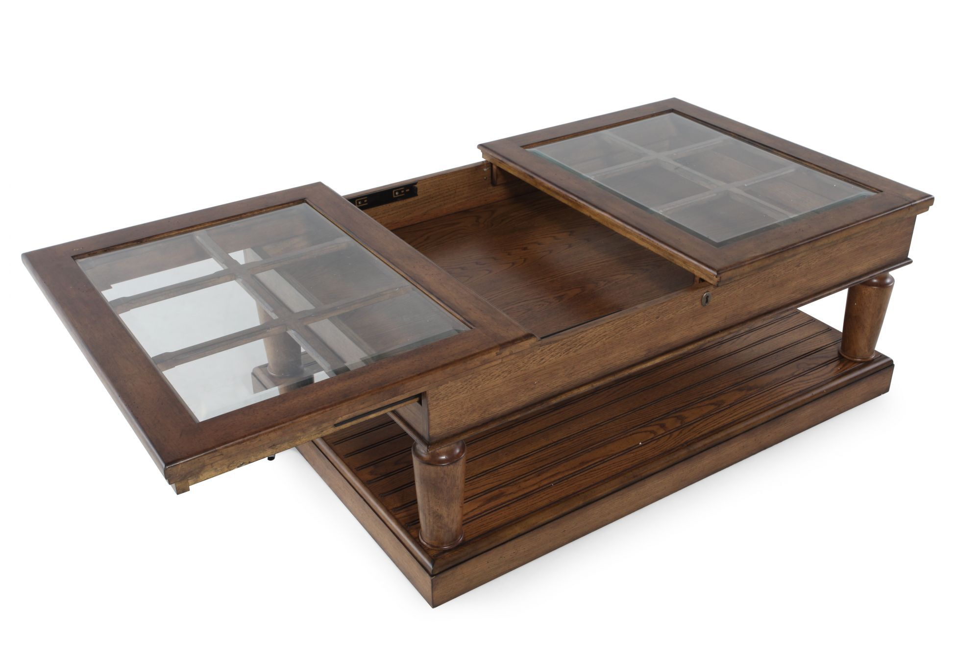 Window Pane Top Contemporary Coffee Tableu0026nbsp ...