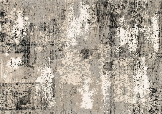 Loloi Power Loomed 5'3''x7'7'' Rug in Grey