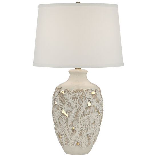 Palm Bay Table Lamp With Night Light