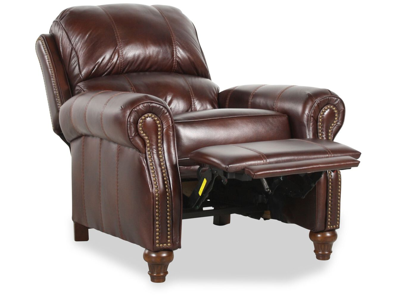 home ashley walworth today low garnet free leg garden shipping product recliner designs by overstock signature