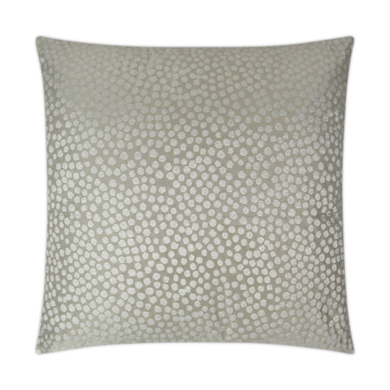 Hepburn Pillow in Silver