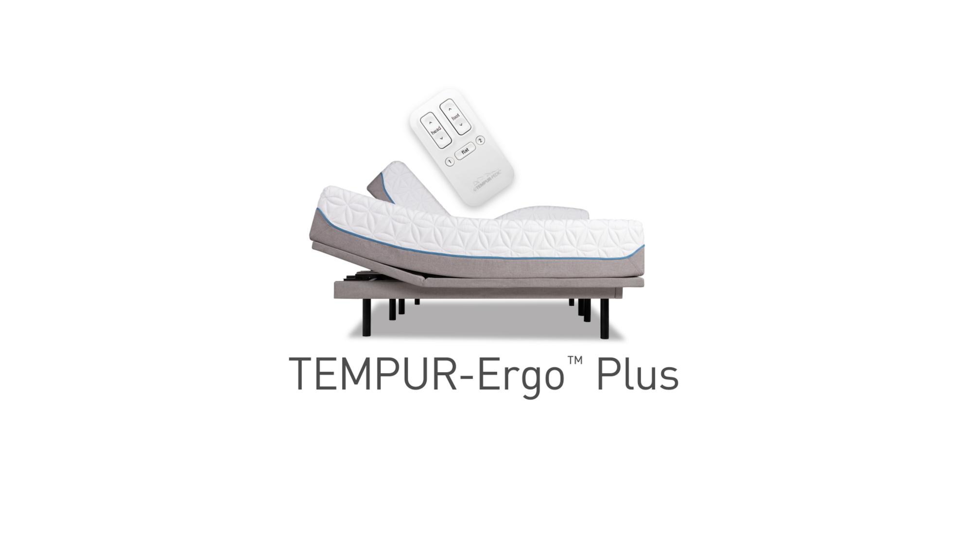 Tempur Pedic TEMPUR Ergo Plus Adjustable Base | Mathis Brothers