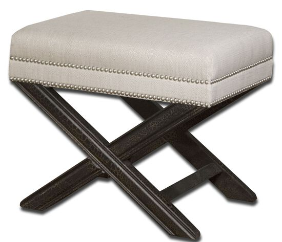 "X-Base 24"" Accent Bench in Beige"