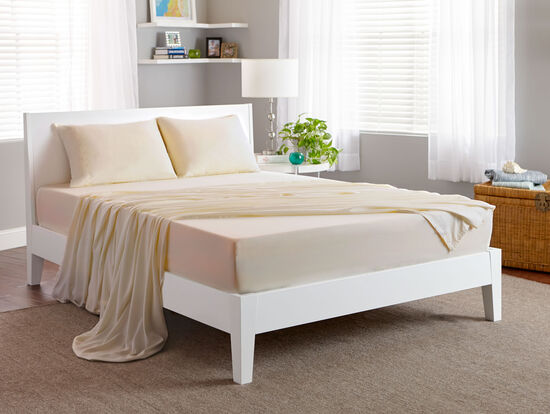 Four-Piece Basic Sheet Set in Sand