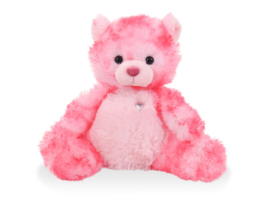 "11"" Cherrydrop Teddy Bear in Pink"