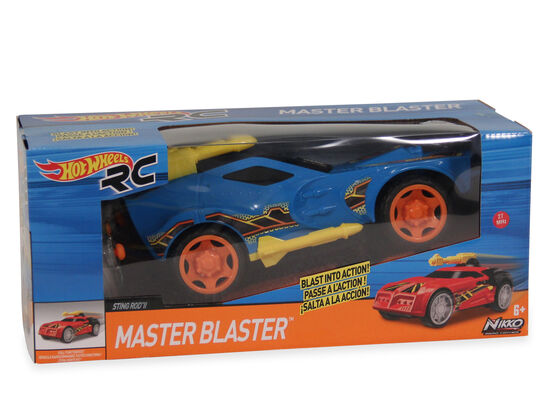 Hot Wheels Master Blaster Sting Rod II RC Car