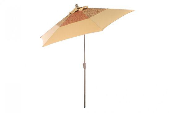 Casual Textured Umbrellain Beige