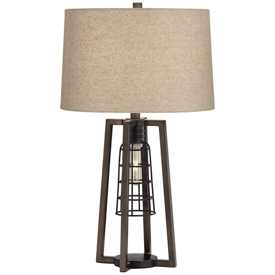 Julian Two-Light Table Lamp