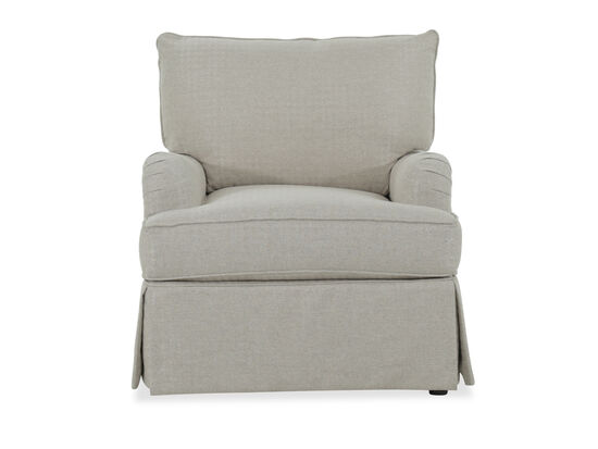 Casual Chair in Beige