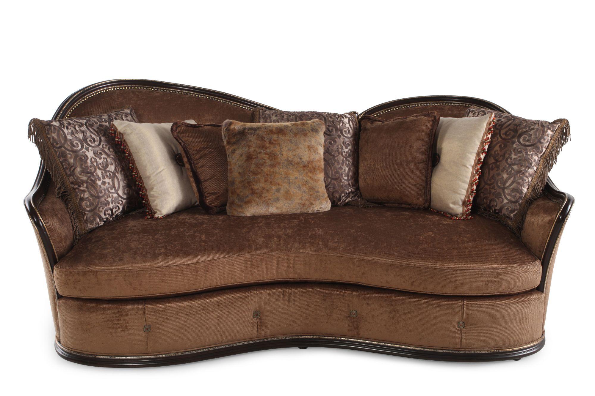 caracole mezzanotte grandeur sofa