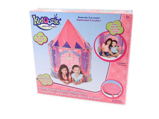 Princess Hideaway Playhouse in Pink
