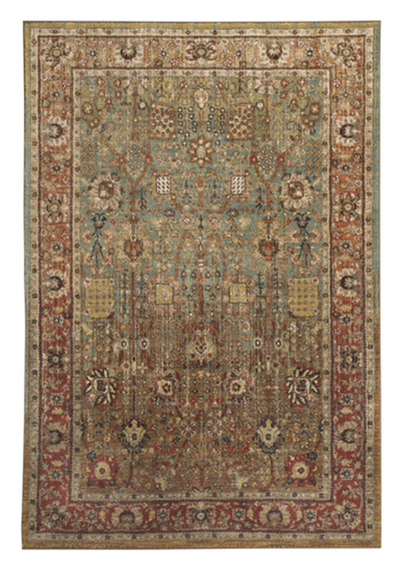 Ashley Christen Multi Large Rug Mathis Brothers Furniture