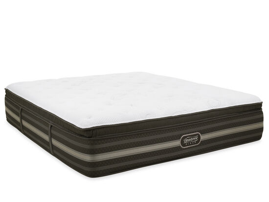 Beautyrest Black Christabel Ultra Plush Pillow Top Queen Mattress