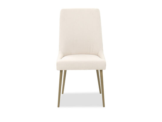 """Casual 20"""" Dining Chair in Beige"""