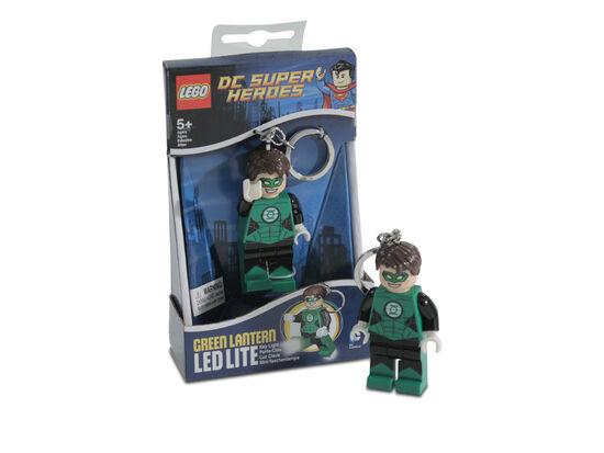 Lego DC Super Heroes Green Lantern LED Key Light