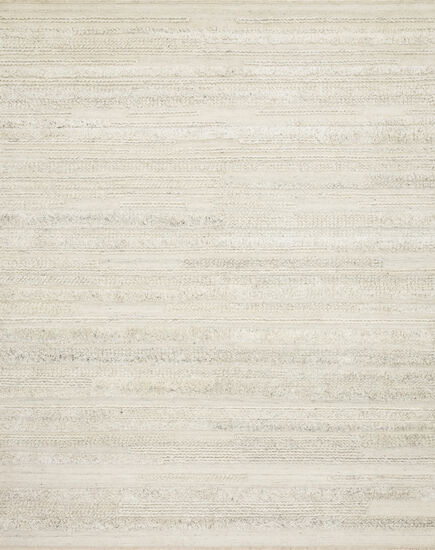 ED Ellen DeGeneres Crafted by Loloi Hand Woven 5'6''x8'6'' Rug in Ivory