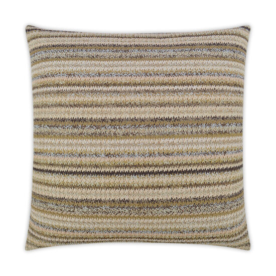 Raffia Pillow in Taupe