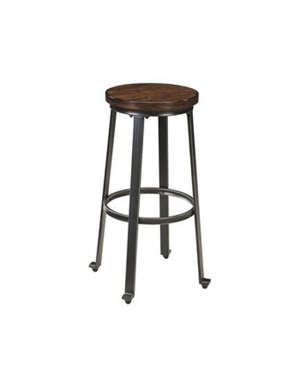 "Casual 29"" Bar Stool in Dark Bronze"