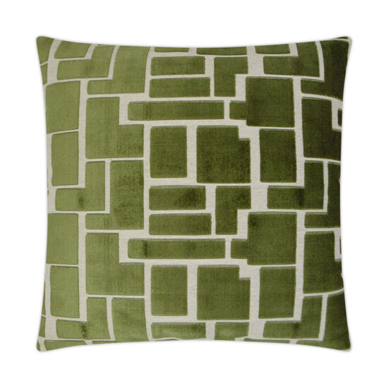 Aura Pillow in Olive