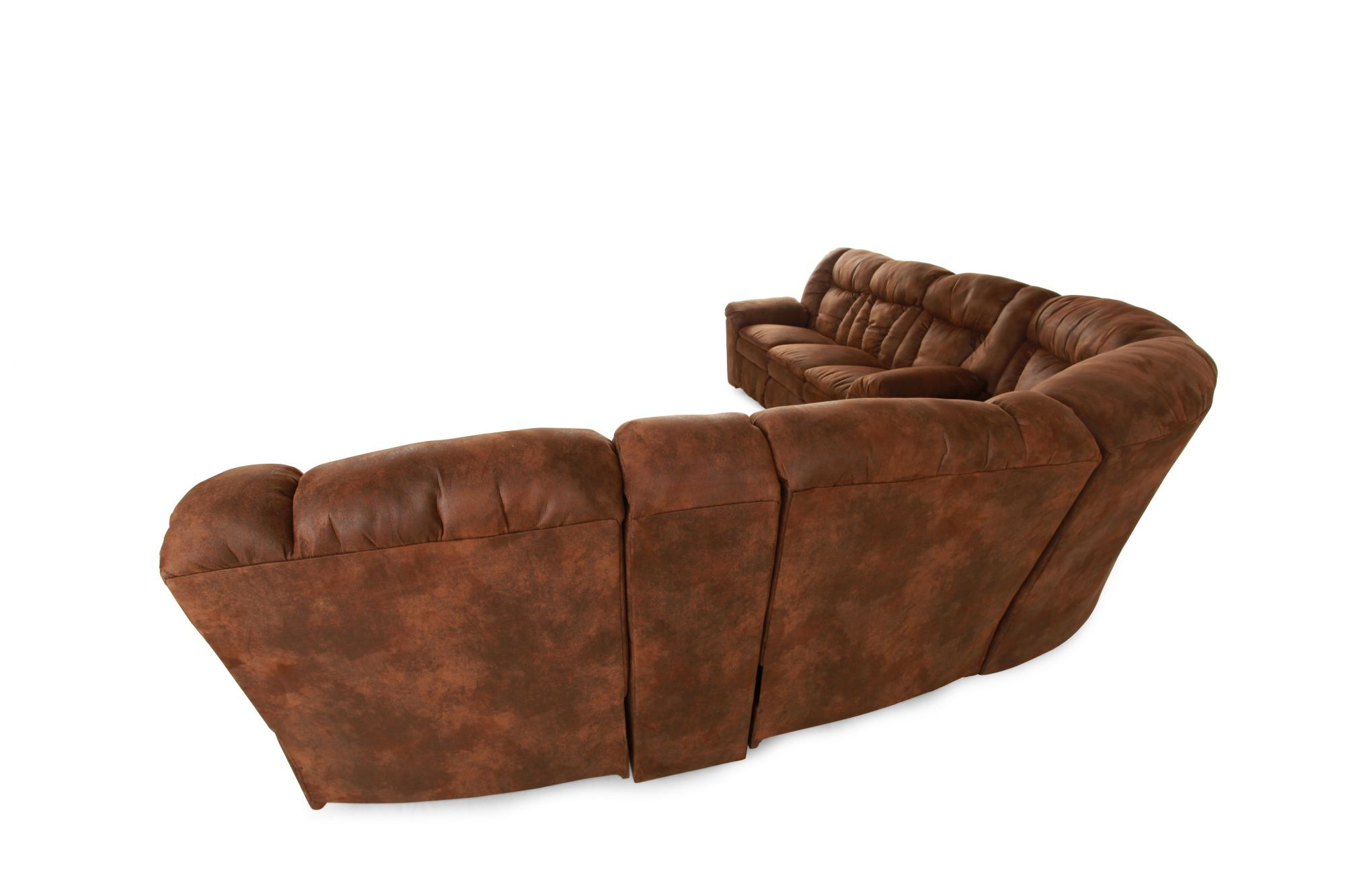 Lane Talon Coffee Three-Piece Sectional  sc 1 st  Mathis Brothers : lane talon sectional - Sectionals, Sofas & Couches