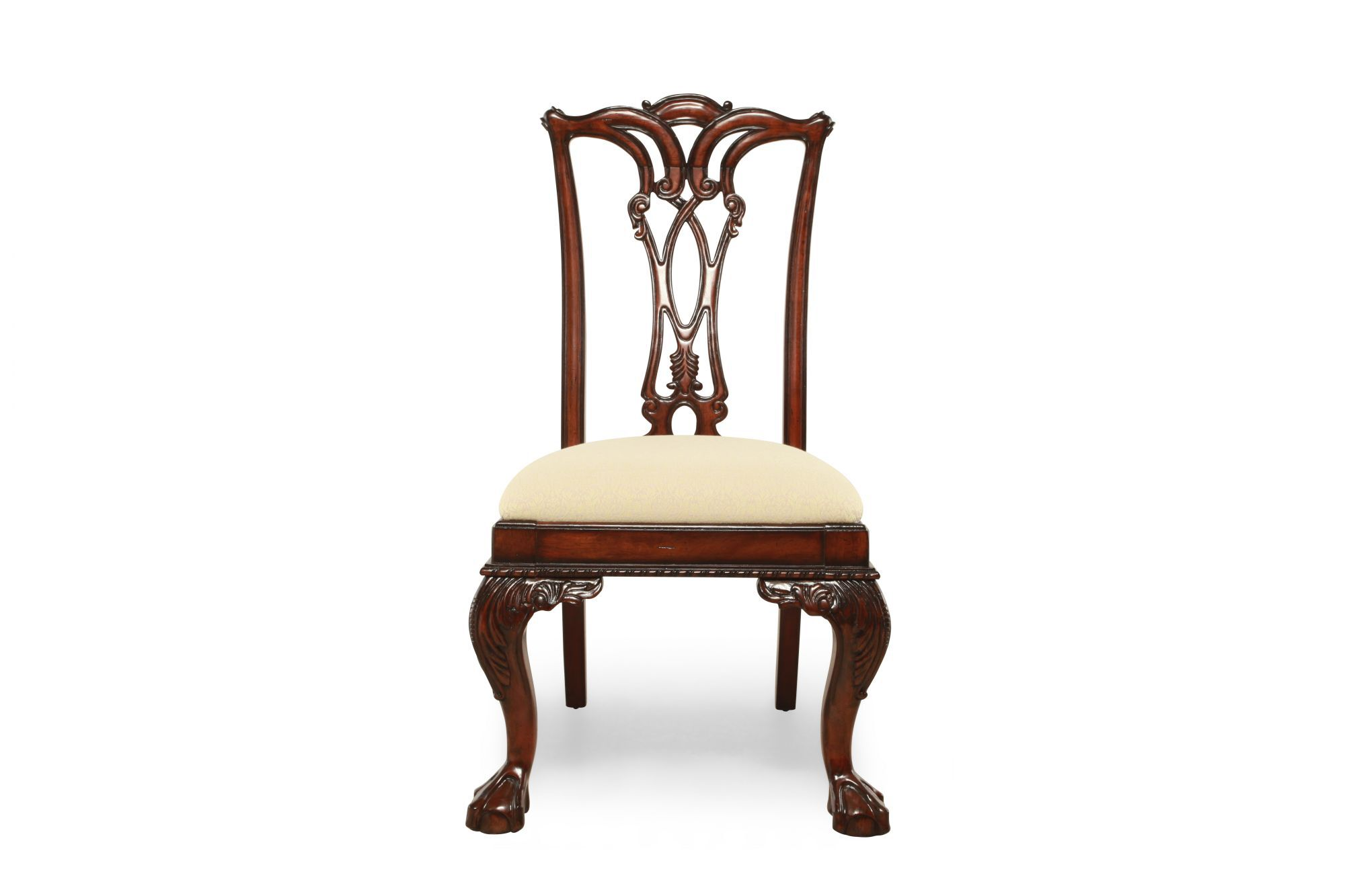 Engraved Traditional Desk Chair in Cherryu0026nbsp;  sc 1 st  Mathis Brothers & Engraved Traditional Desk Chair in Cherry | Mathis Brothers Furniture