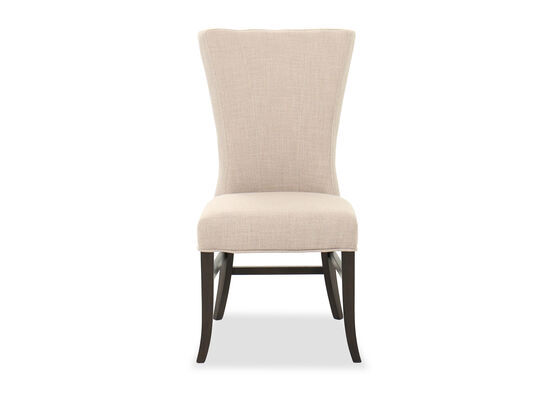 39'' Casual Dining Side Chair in Flax
