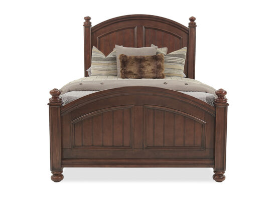 Winners Only Cape Cod Chocolate Twin Panel Bed