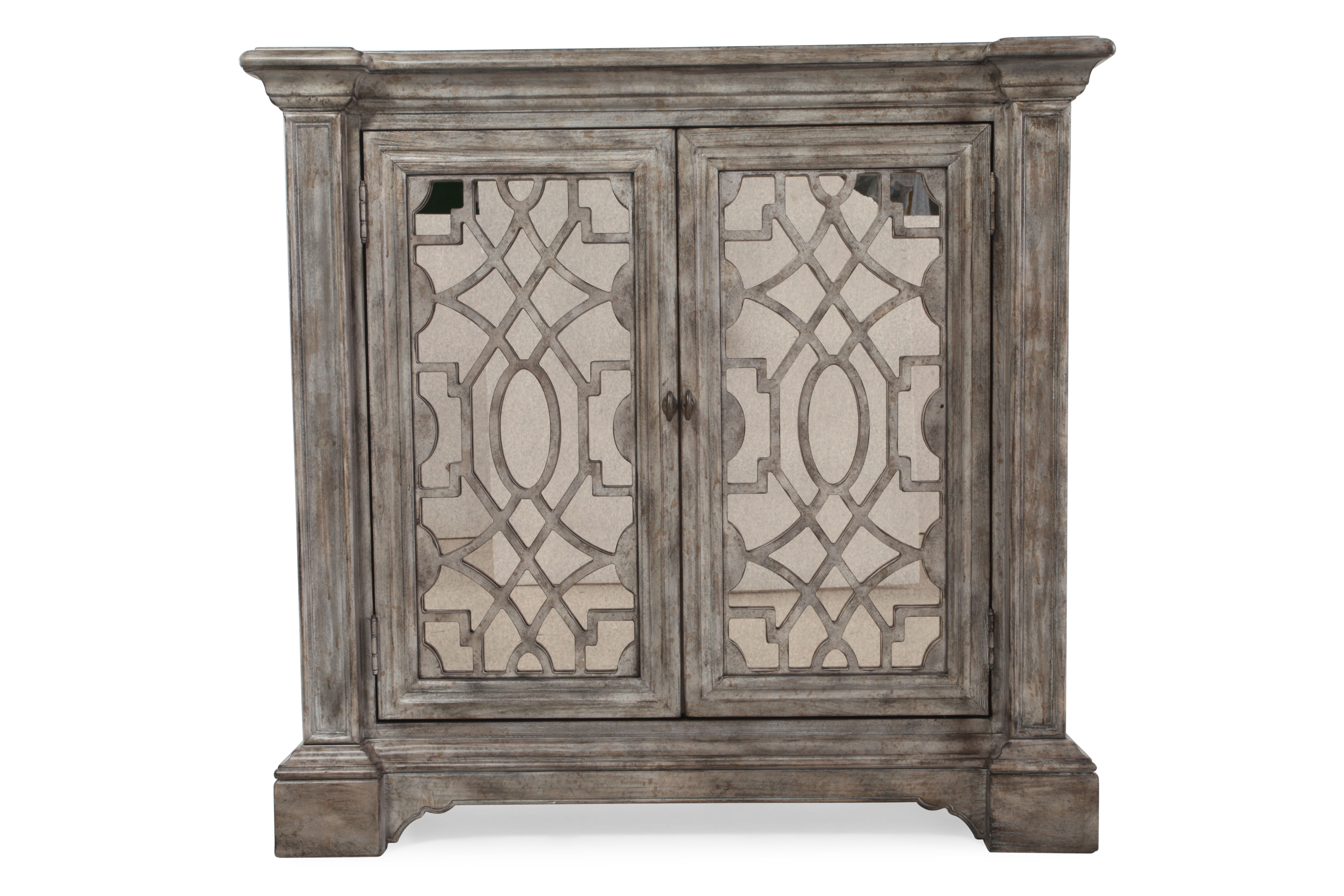 hooker true vintage accent chest