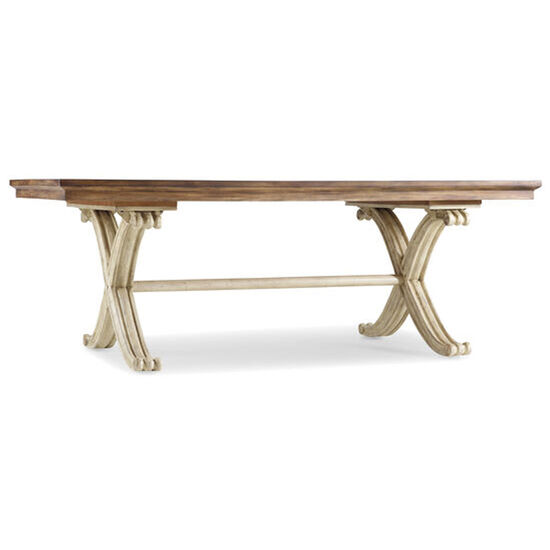 Sanctuary Rectangle Dining Table in Amber Sands