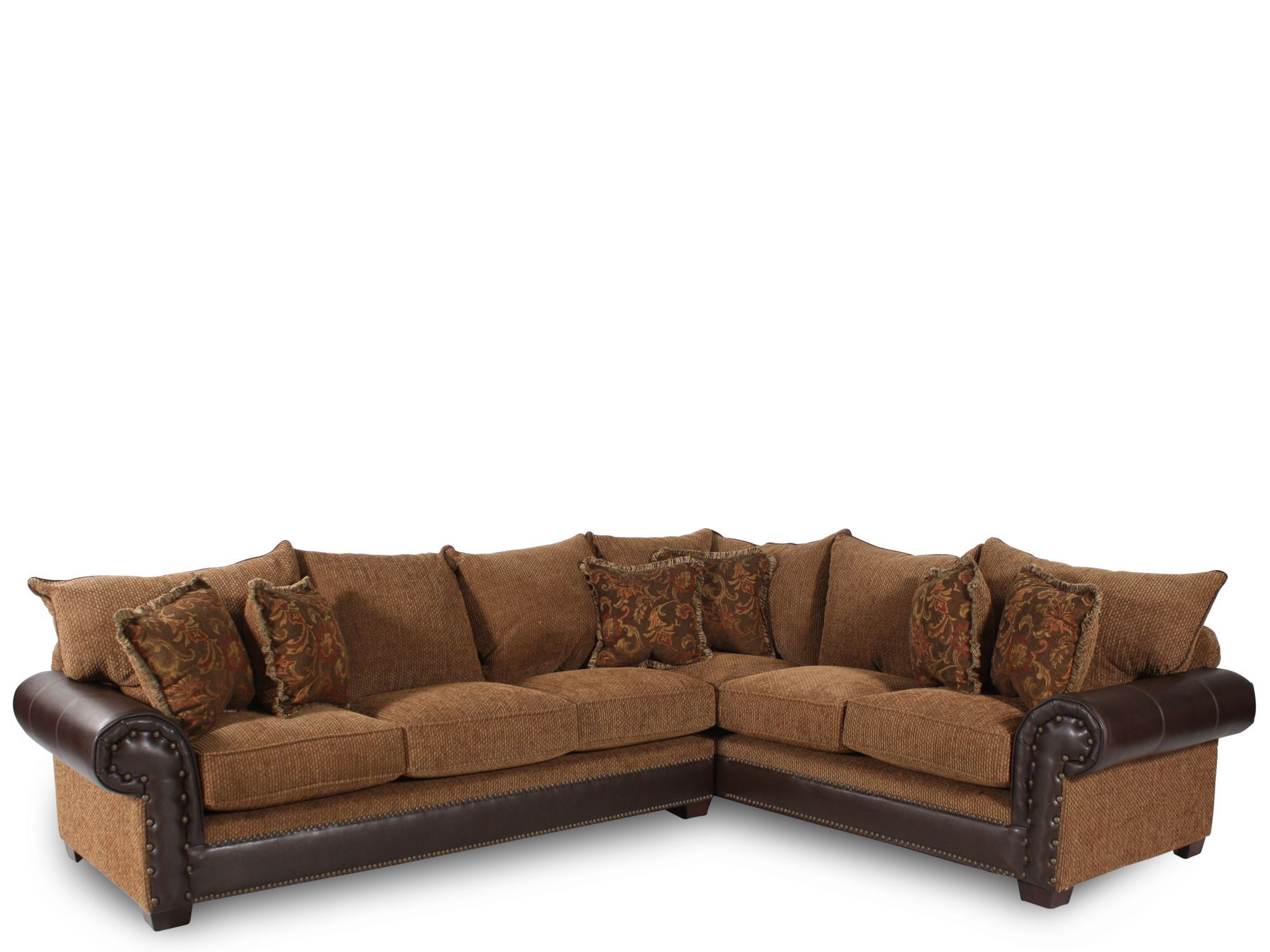 Michael Nicholas Two Piece Sectional