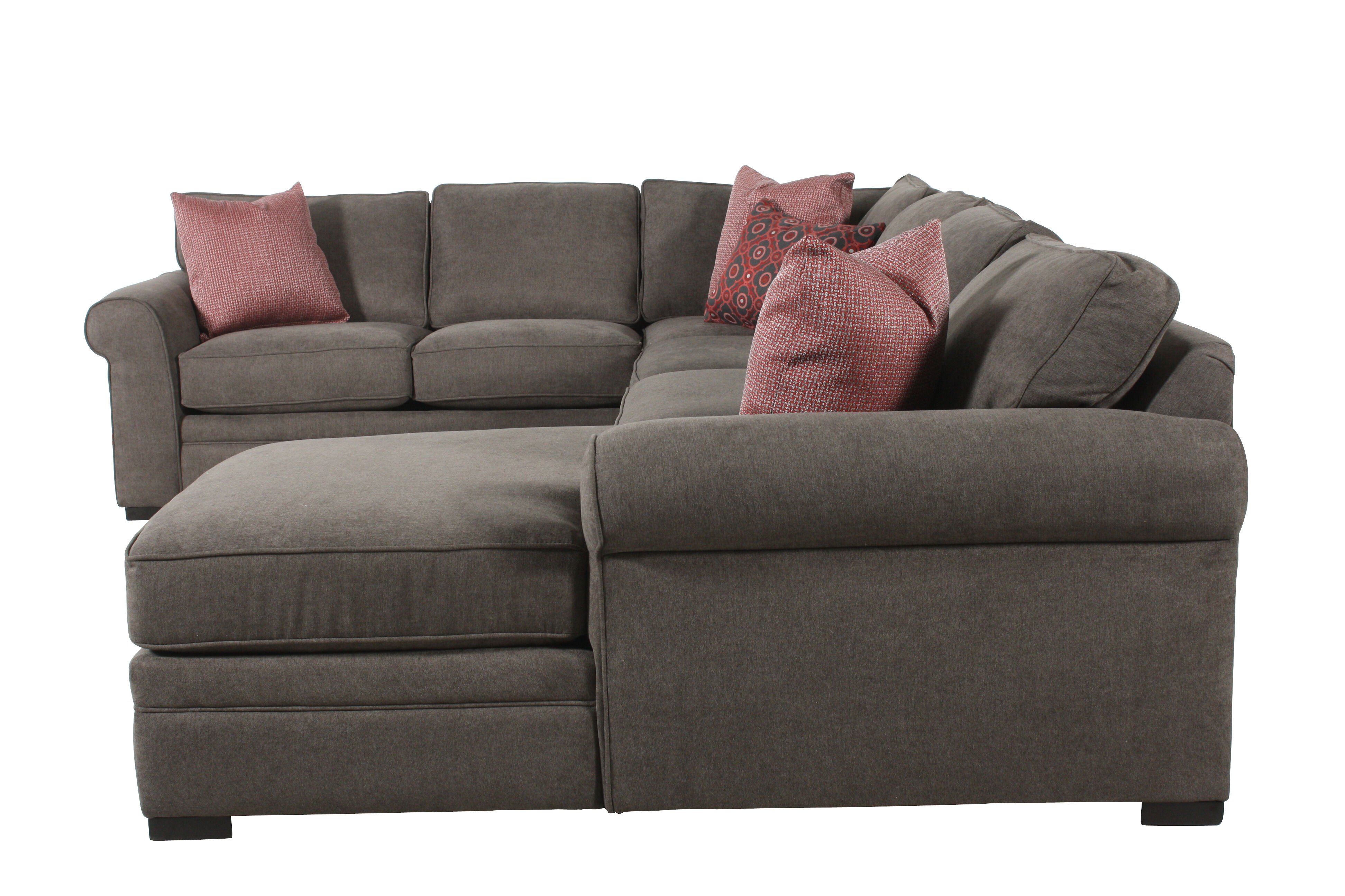 Jonathan Louis Lannister Sectional  sc 1 st  Mathis Brothers : jonathan louis noah sectional - Sectionals, Sofas & Couches