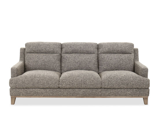Casual Sofa in Gray
