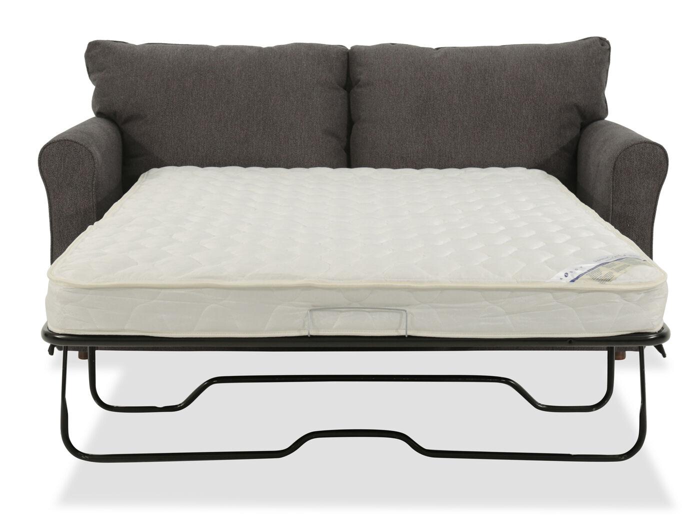 La Z Boy Leah Premier Supreme fort Gray Full Sleeper Sofa