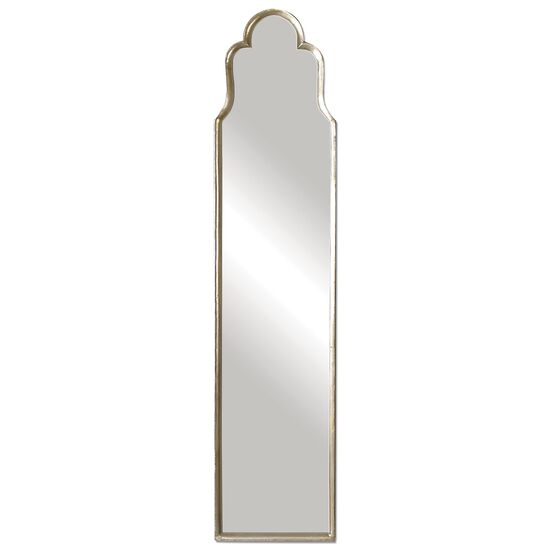 "65"" Arched Accent Mirror in Silver"