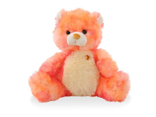 "11"" Peachdrop Teddy Bear in Orange"