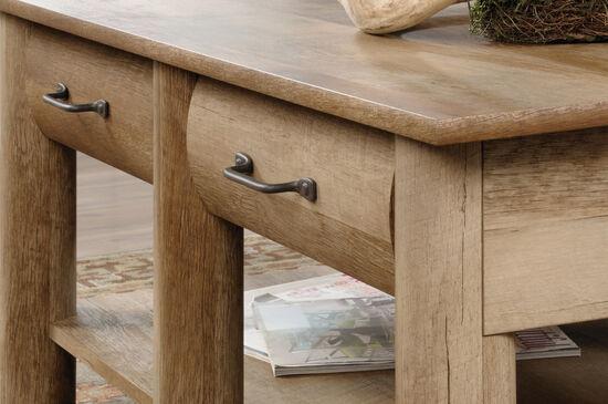 Rectangular Traditional Coffee Tablein Craftsman Oak