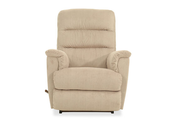 Pillow Top Arm Casual 34.5'' Recliner in Beige
