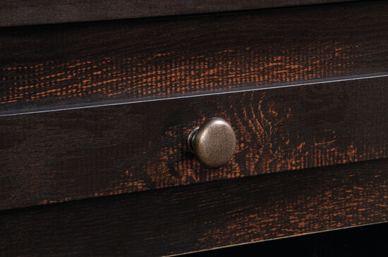 "24.5"" Traditional Nightstandin Char Pine"