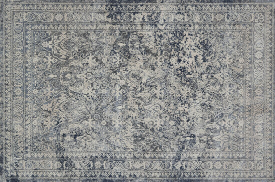 Magnolia Home Everly Power Loomed Rug in Slate