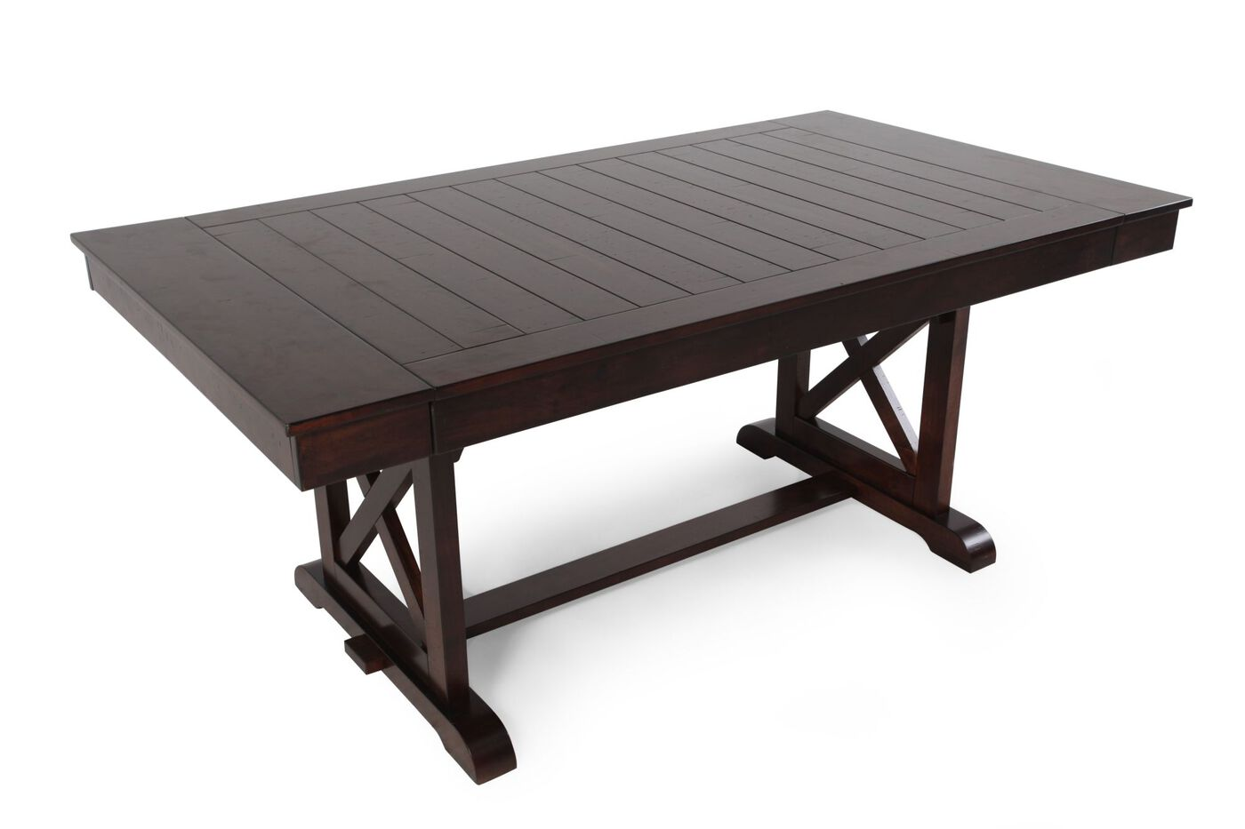 100 Extendable Trestle Dining Table Amazon Com  : WIN DJ14094 3 from 45.77.108.62 size 1400 x 933 jpeg 63kB