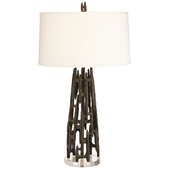 Paragon Lamp in Black