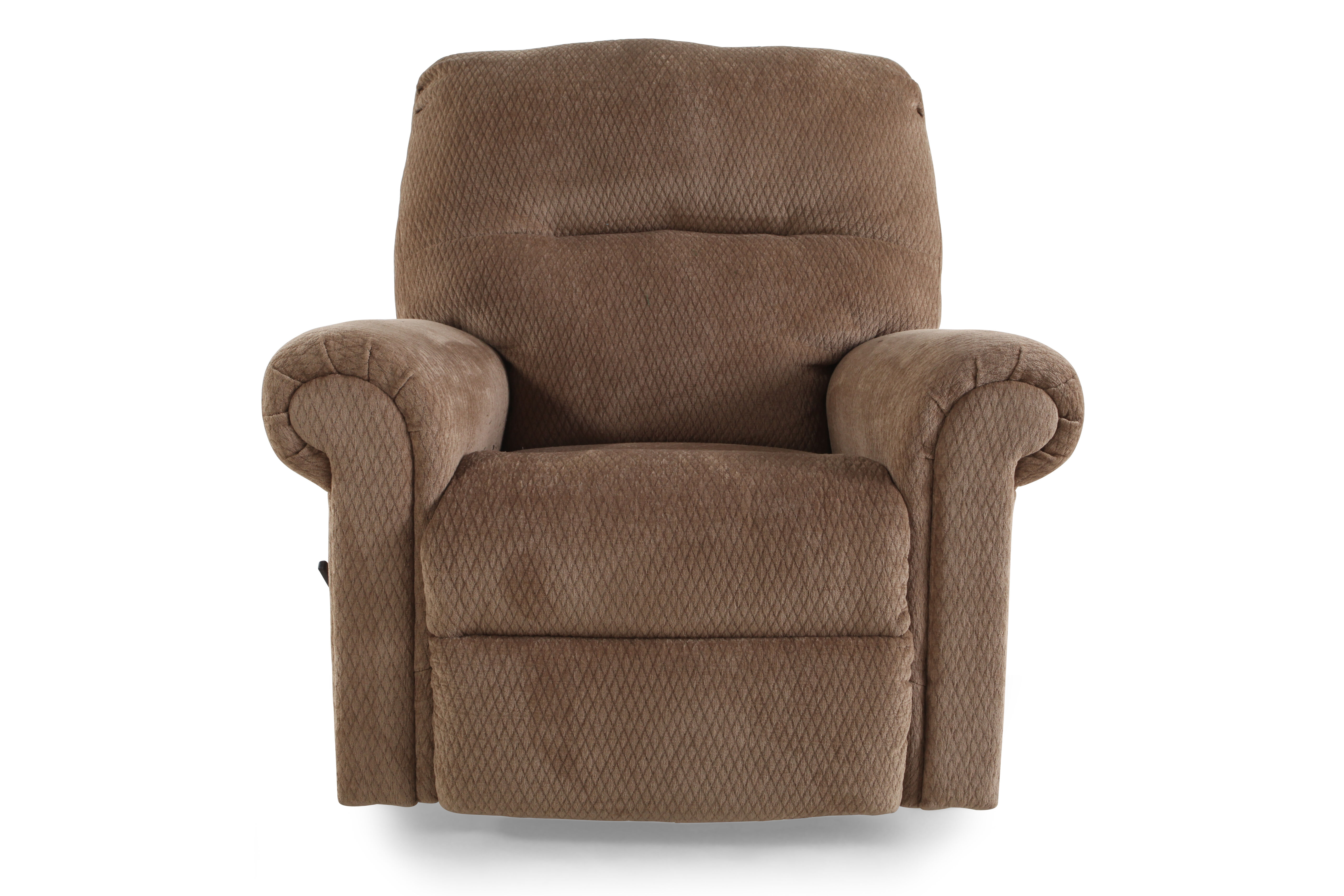 Ashley Skyeslee Mocha Rocker Recliner  sc 1 st  Mathis Brothers & Ashley Skyeslee Mocha Rocker Recliner | Mathis Brothers Furniture islam-shia.org
